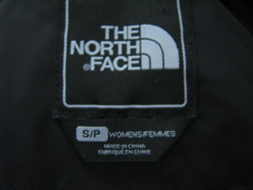 North Face Gotham 550 Black Puffy Bomber Jacket - 3
