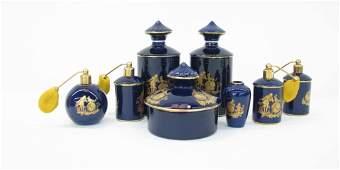 Group of Decorative Dresser Accessories