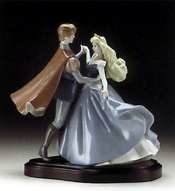 "Lladro ""Sleeping Beauty's Dance"" 07560"