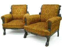 Three Piece Victorian Aesthetic Parlor Set