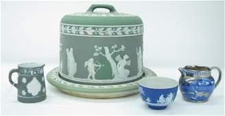 Group of Wedgwood, Jasperware Porcelain