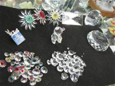 Group of Lennox Porcelain and Crystal Items