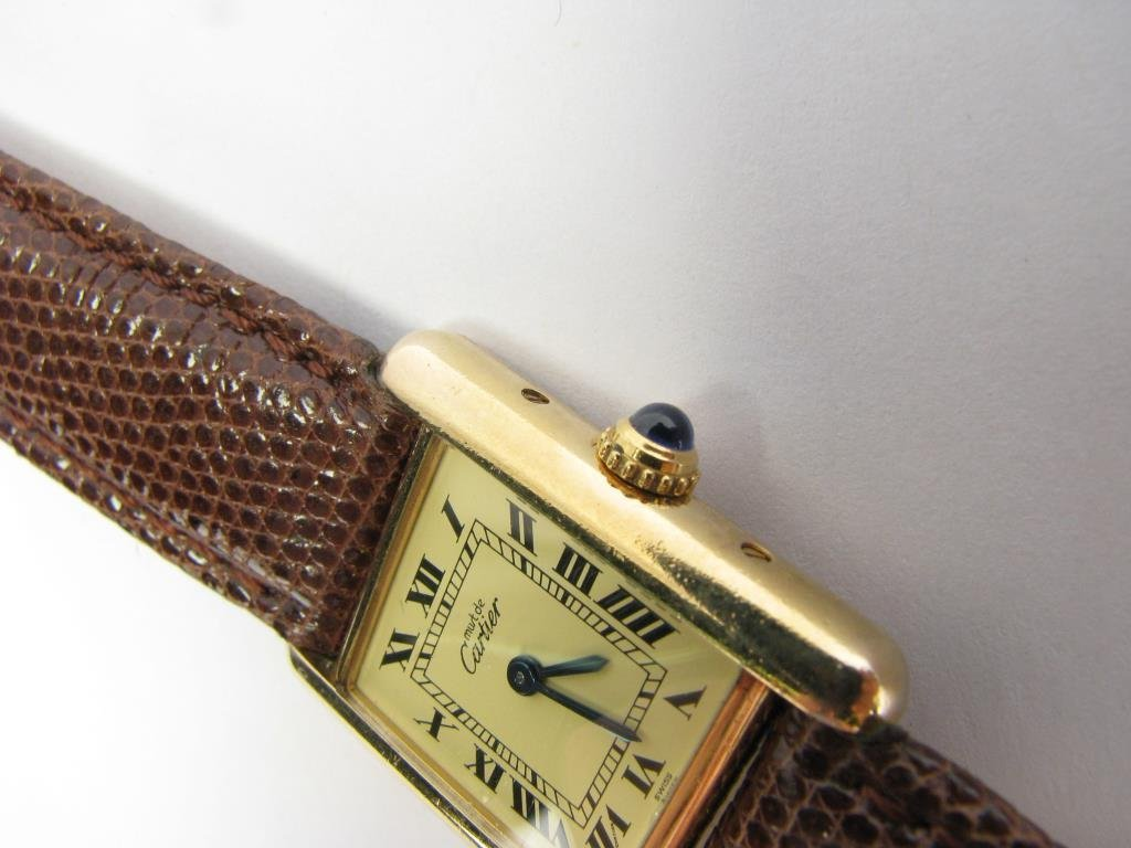 Lady's Cartier Le Must Watch - 2