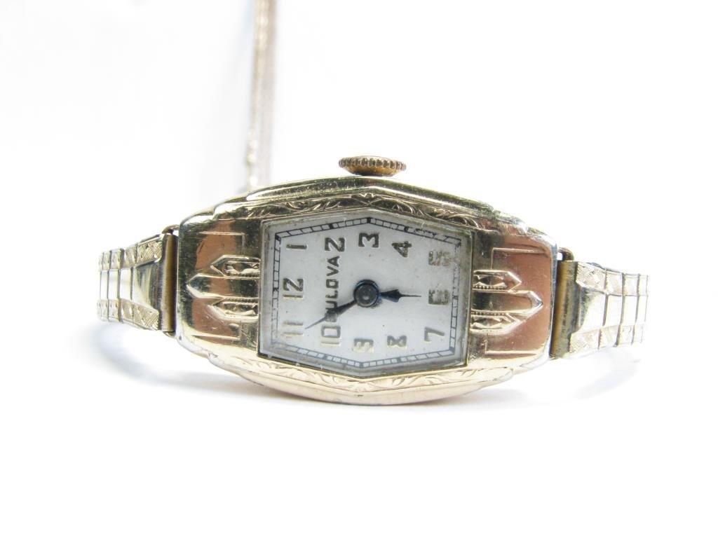 Vintage Watches, Hampden Dueber; Bulova, Elmas... - 2