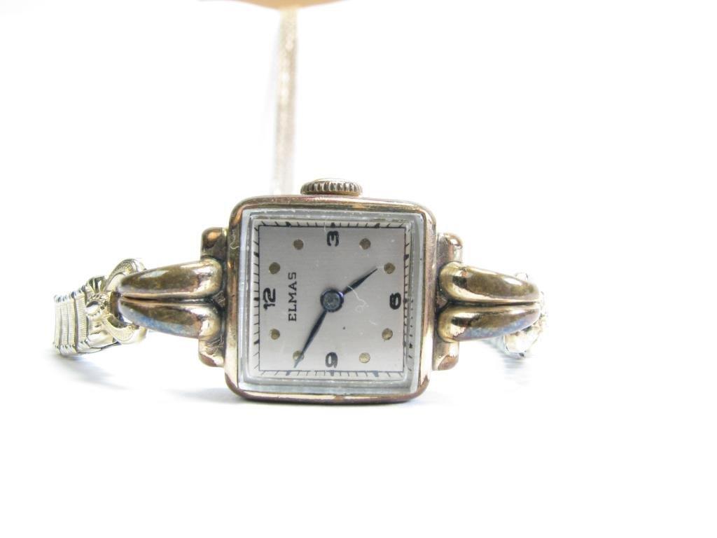 Vintage Watches, Hampden Dueber; Bulova, Elmas... - 3