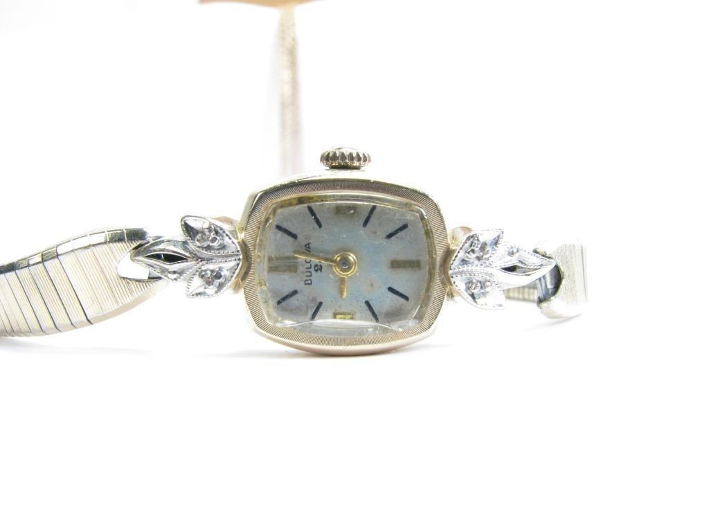 Vintage Watches, Hampden Dueber; Bulova, Elmas... - 8