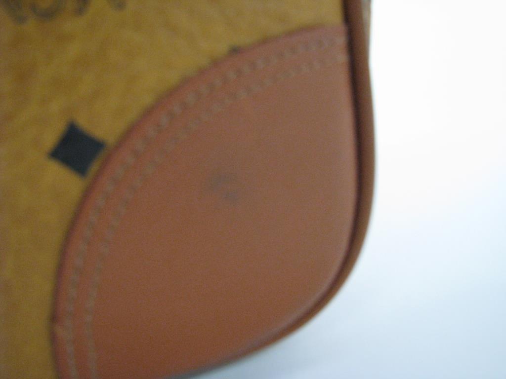 MCM Monogram Suitcase - 5