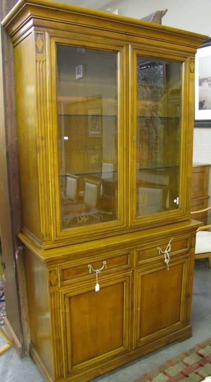 Selva Furniture Italian China Cabinet