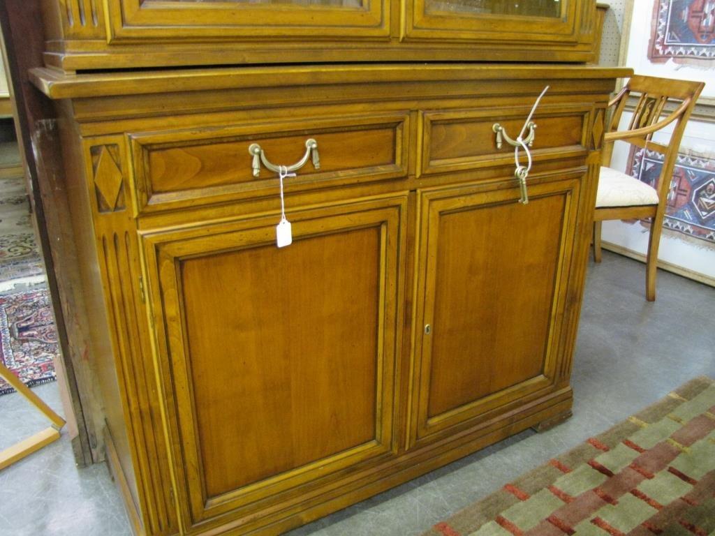 Selva Furniture Italian China Cabinet - 2