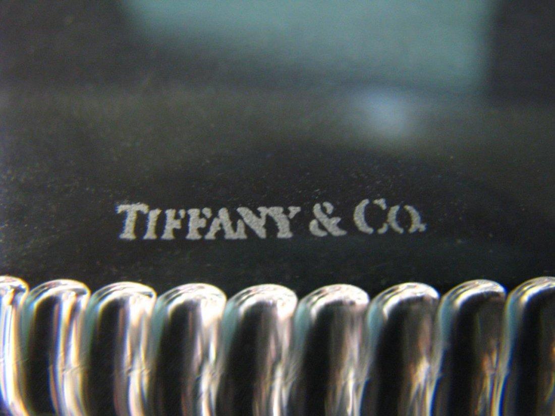 Tiffany Crystal Platter - 3