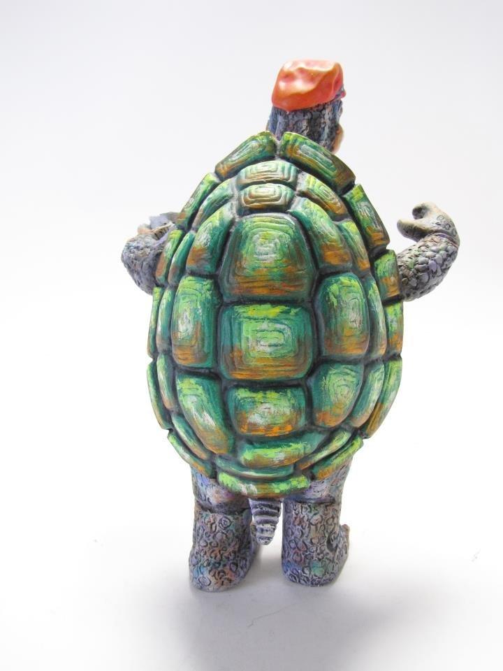 Carlos & Albert and Todd Warner animal Sculptures - 6
