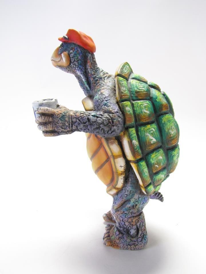 Carlos & Albert and Todd Warner animal Sculptures - 7
