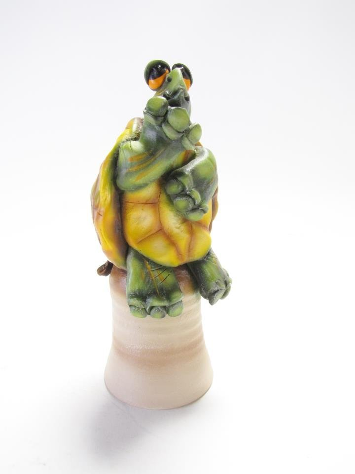 Carlos & Albert and Todd Warner animal Sculptures - 9