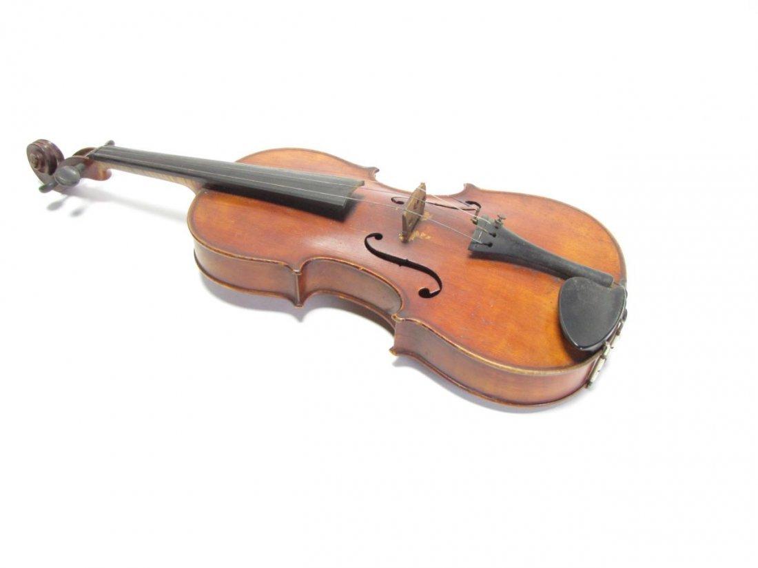 Vintage 4/4 Violin in Case