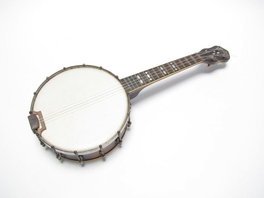 Antique Gibson Ukulele Banjo