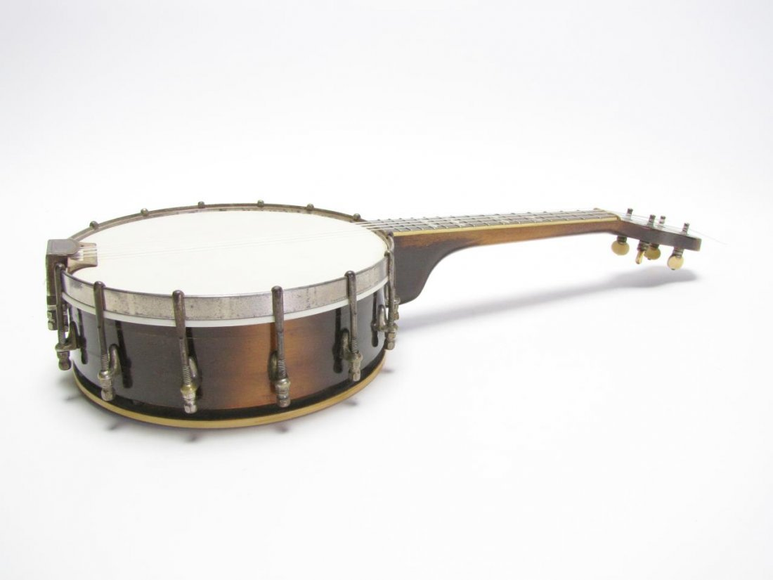 Antique Gibson Ukulele Banjo - 2