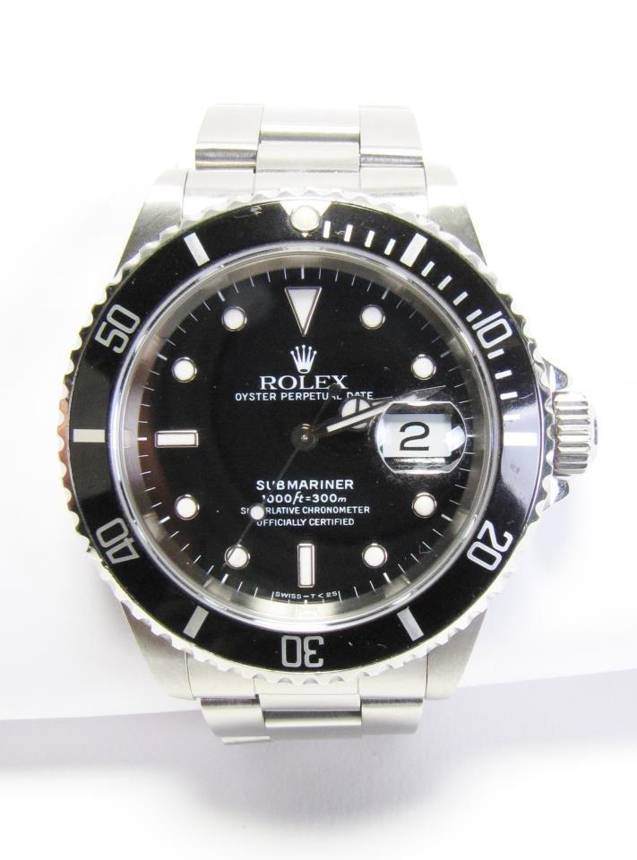 Gentleman's Rolex Submariner Wristwatch