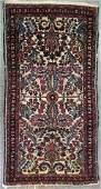 Antique Oriental Area Rug