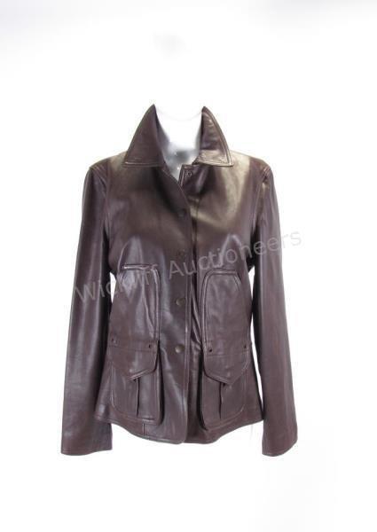 Lauren by Ralph Lauren Leather Jacket