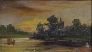 Ada Hoggins 6x10 O/C Landscape