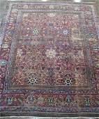 Antique Handmade Oriental Rug, Room Size