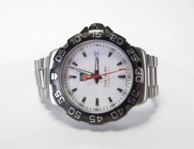 Gentleman's Stainless Tag Heuer Formula 1