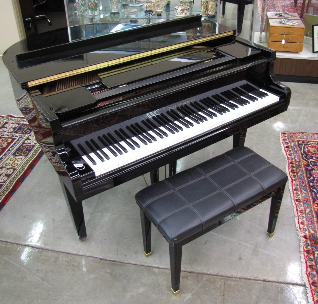 D.H. Baldwin C142 Grand Piano