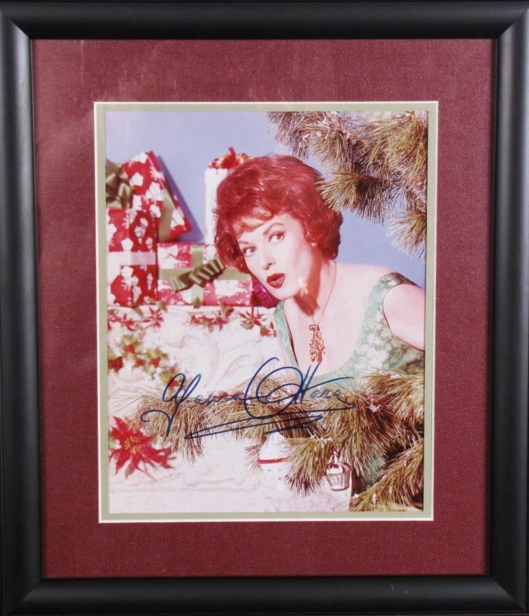Maureen O'Hara Signed Photograph