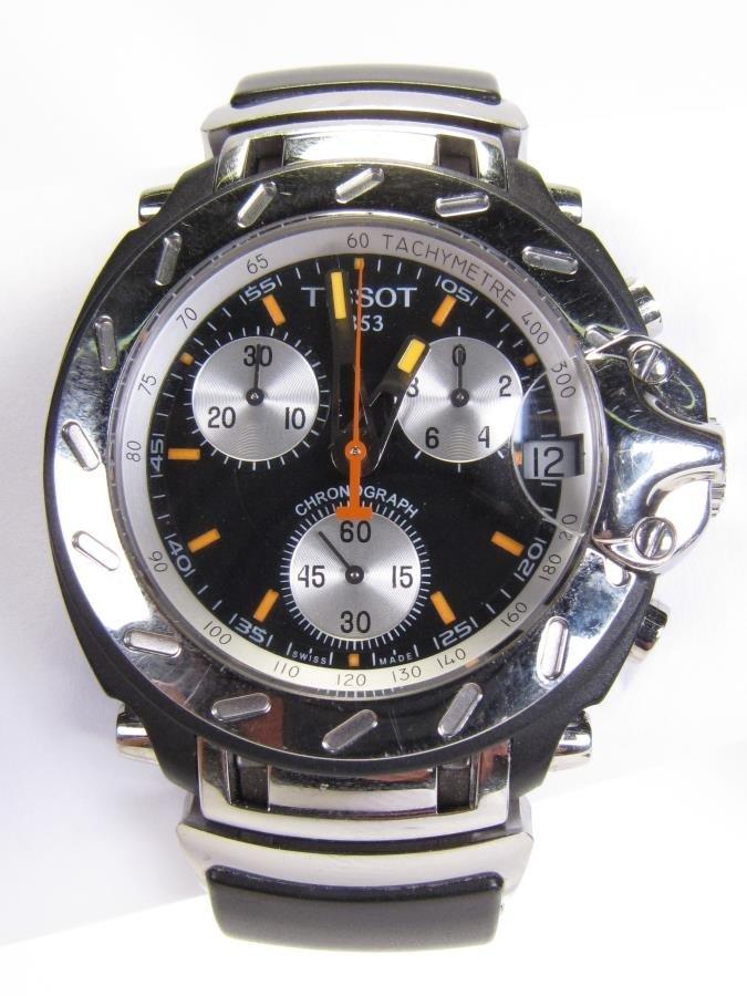 Tissot 1853 T-Race Chronograph MotoGP Watch