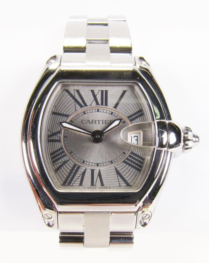 Lady's Cartier Roadster Quartz Watch