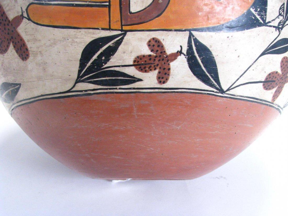 Large Native American Acoma Bowl - 5