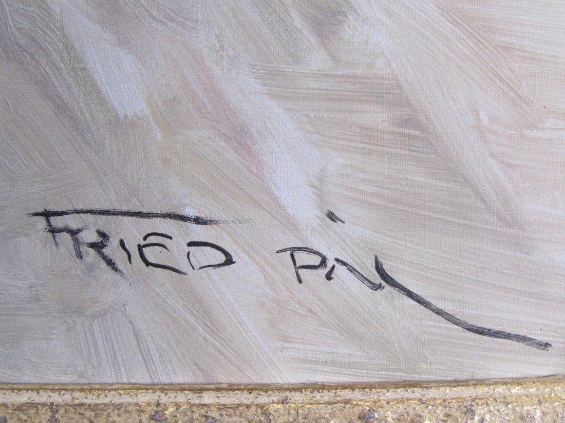 """Pal Fried 24x30 O/C """"Maxine"""" - 3"""