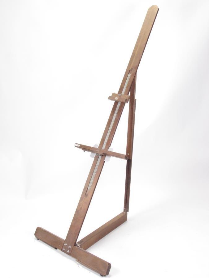 Edmund Brucker's Artist's Easel