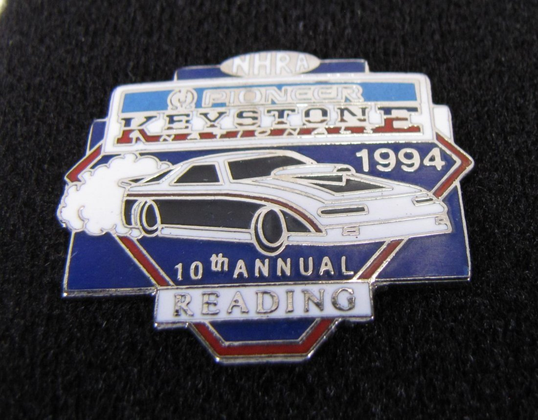 Collection of Racing Pins - 2