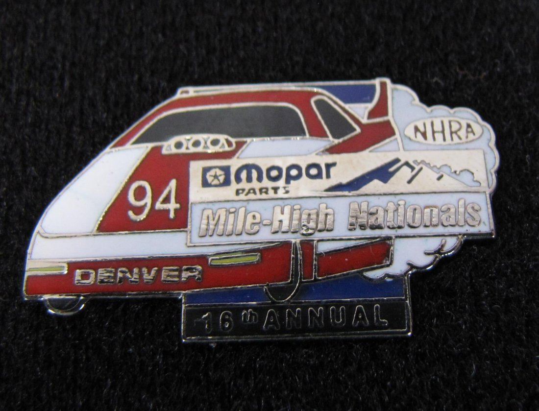 Collection of Racing Pins - 3