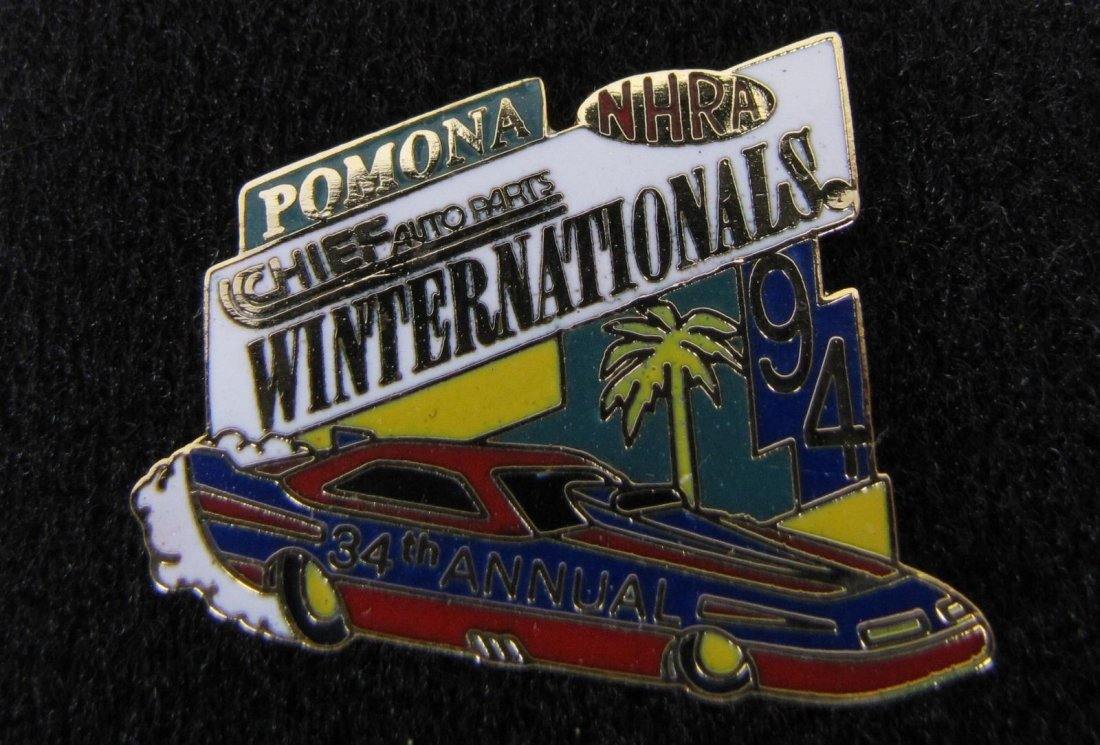 Collection of Racing Pins - 4