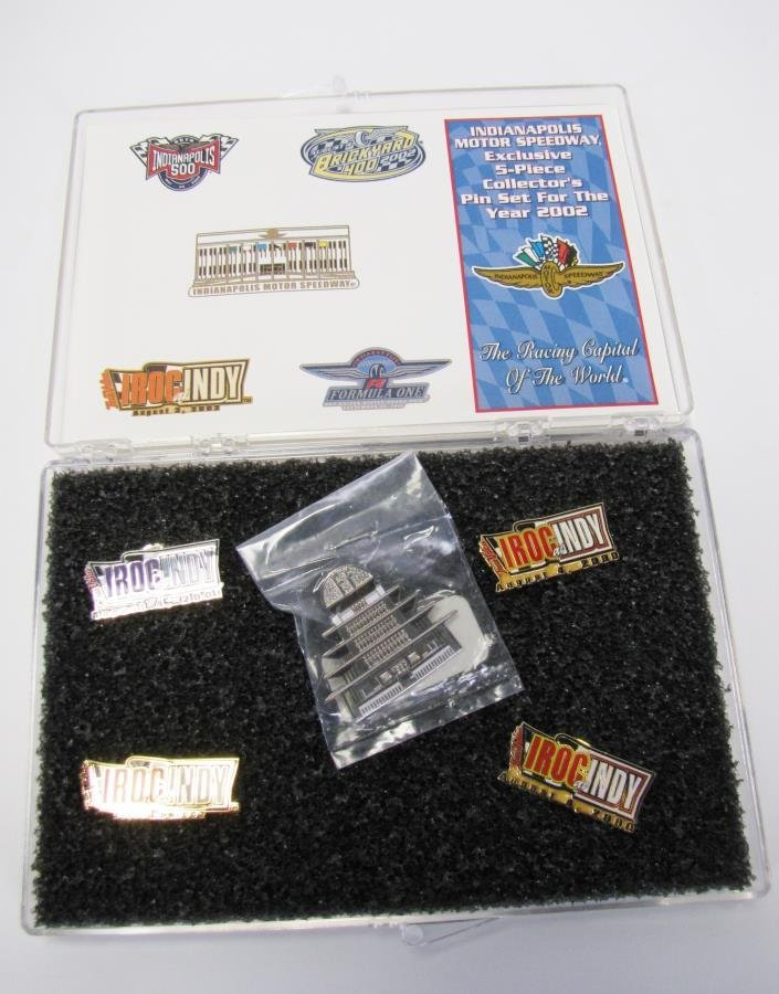 Collection of Racing Pins - 5