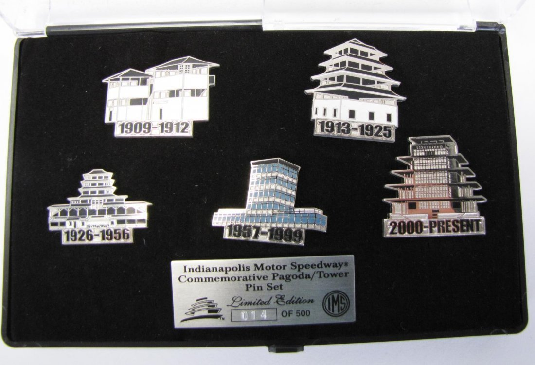 Collection of Racing Pins - 6