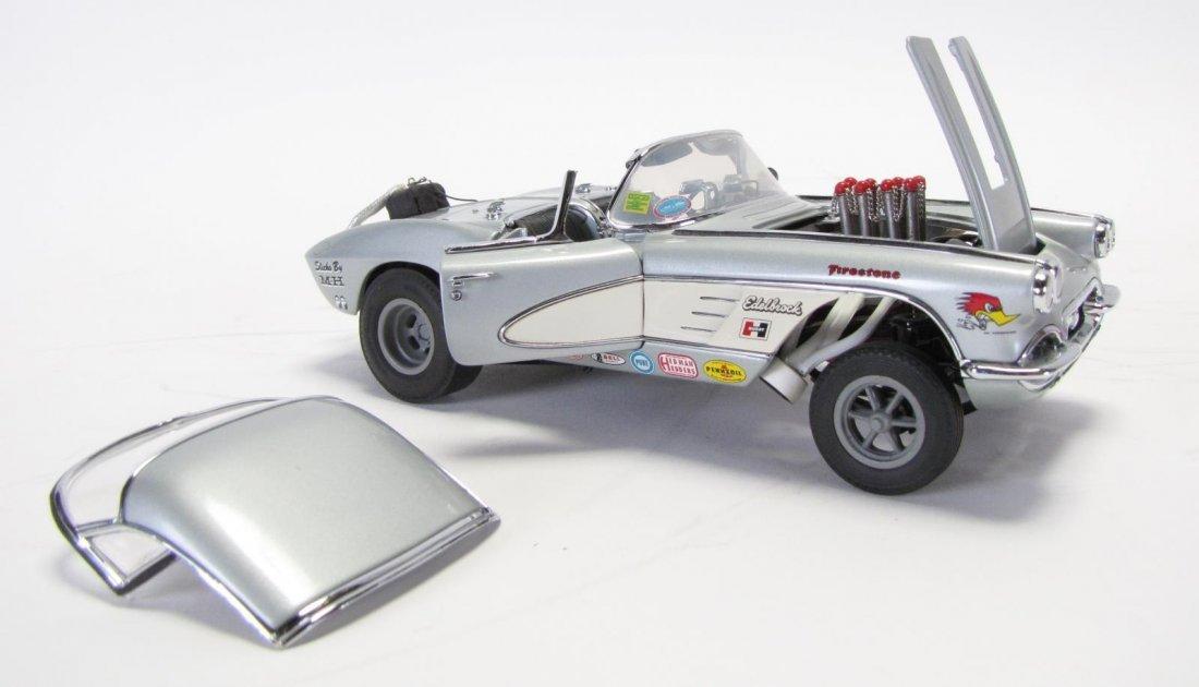 Three Danbury & Franklin Mint Die Cast Cars - 2