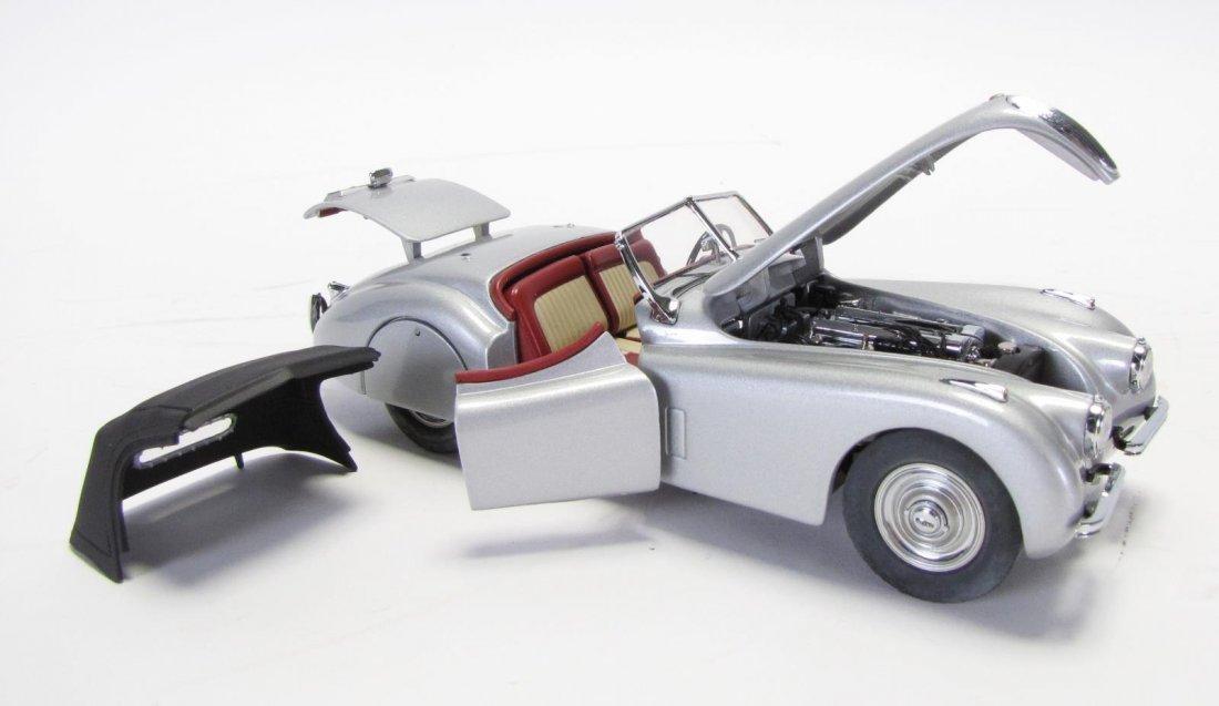 Three Franklin Mint Die Cast Cars - 2