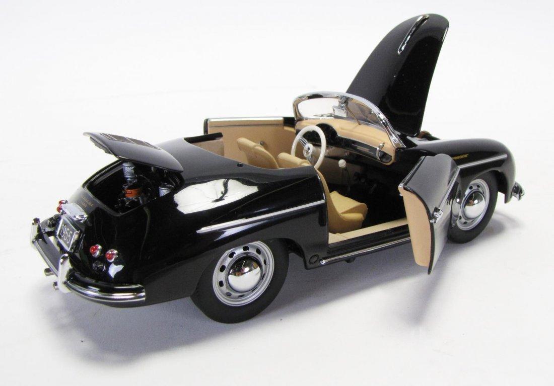 Three Franklin Mint Die Cast Cars - 4