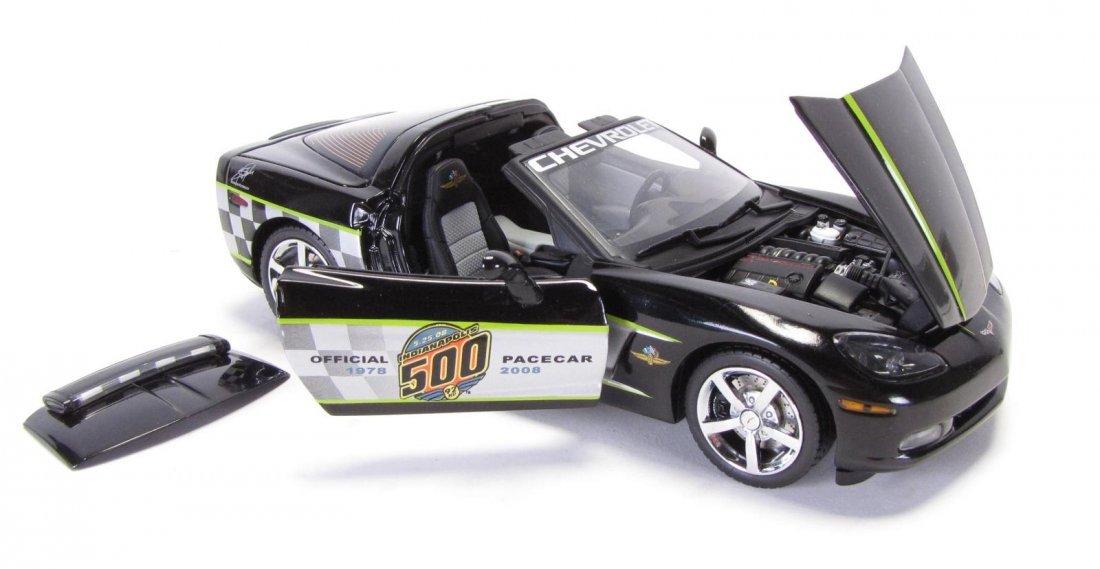 Four Franklin Mint Die Cast Cars - 4