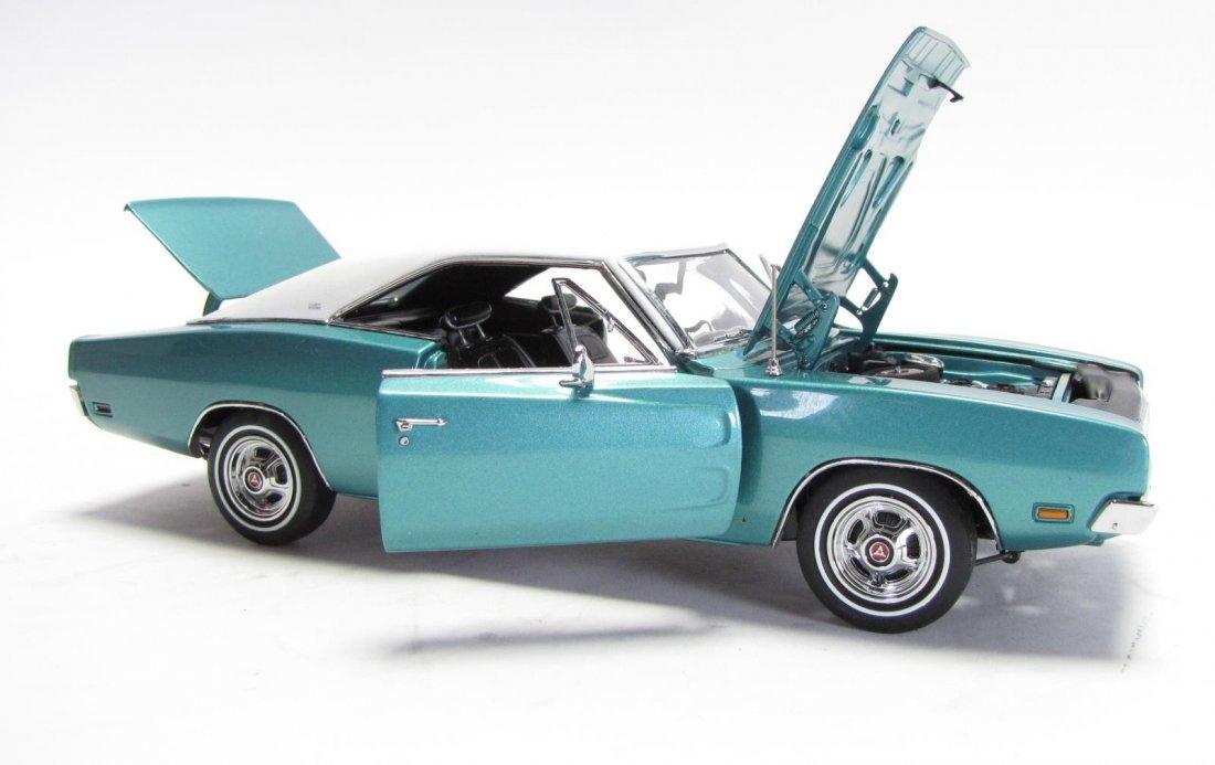 Three Danbury and Franklin Mint Die Cast Cars - 2