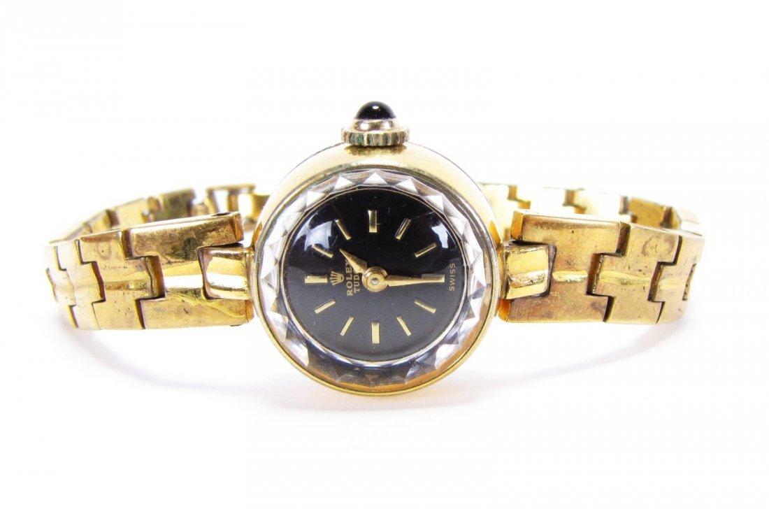 Vintage Lady's Rolex Tudor Wristwatch - 2