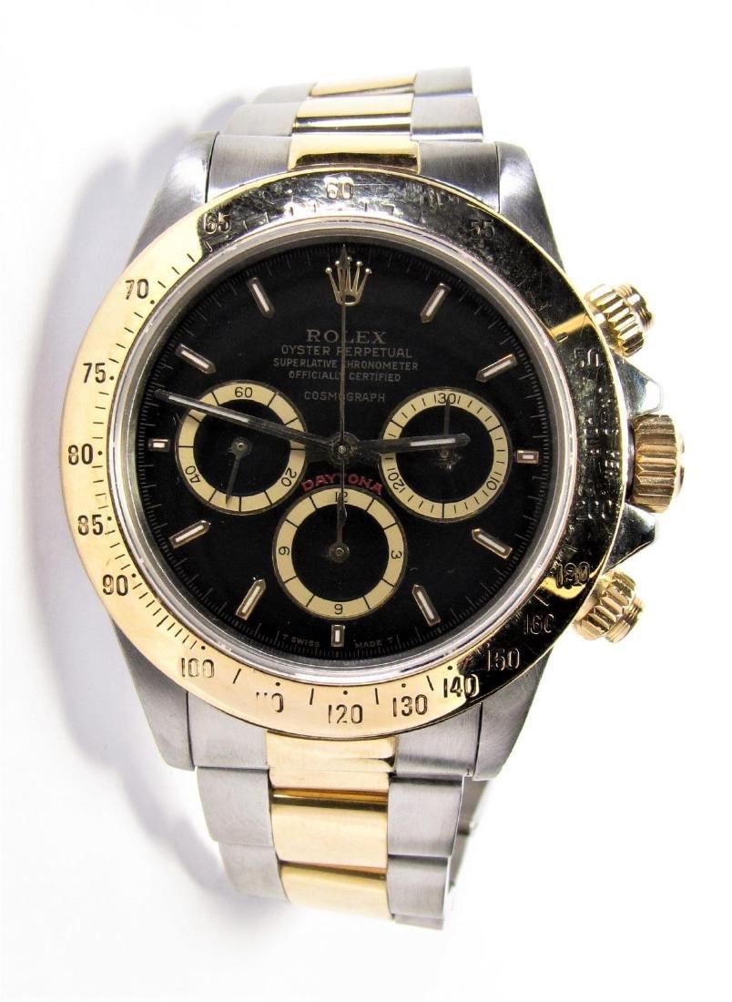 Gents Rolex Daytona Wristwatch