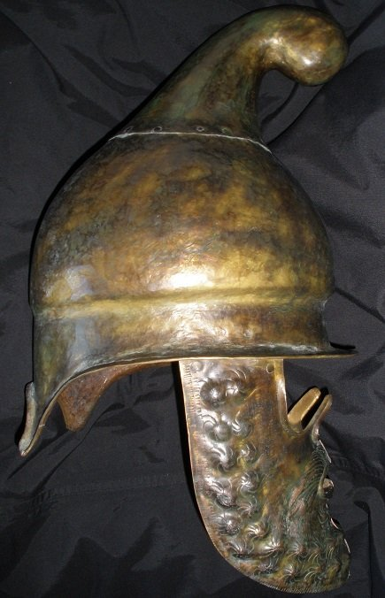 "Thracian helmet-shaped ""Phrygian cap"" - 2"