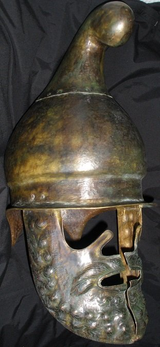 "Thracian helmet-shaped ""Phrygian cap"" - 3"
