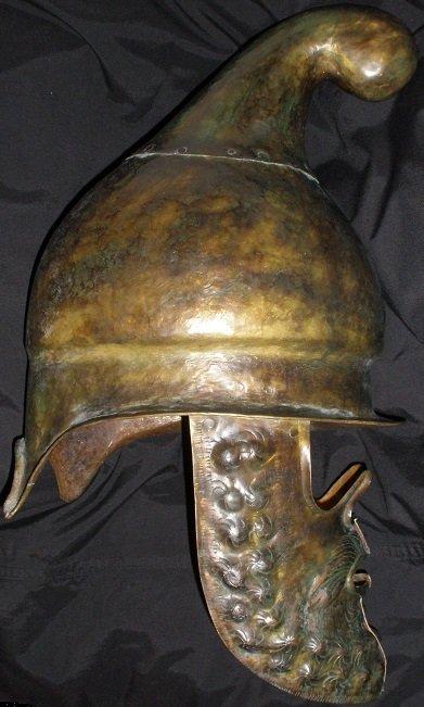 "Thracian helmet-shaped ""Phrygian cap"" - 4"