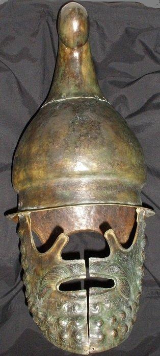 "Thracian helmet-shaped ""Phrygian cap"" - 5"