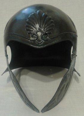 Roman Bronze Helmet 1-2 Century Ad